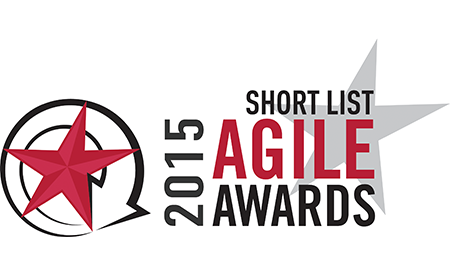 TCC's Dot Tudor shortlisted for 2015 Agile Award