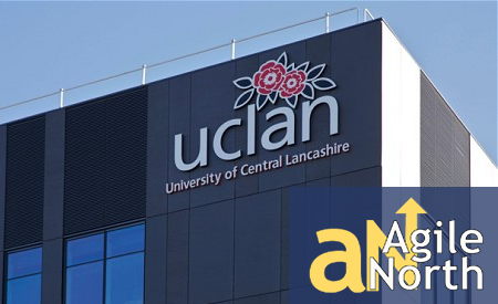TCC speaking on AgileBA at 10th AgileNorth Conference - University of Central Lancashire | 25 Jun