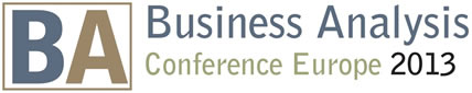 TCC to sponsor and exhibit at the Business Analysis Conference Europe 2013