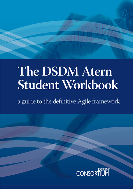 New 'DSDM Atern Student Workbook' Now Available!