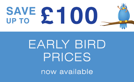 Save up to £100 on Agile Training with TCC 'Early Bird' Offers