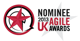 Dot Tudor of TCC shortlisted for Most Valuable Player at the 2013 UK Agile Awards