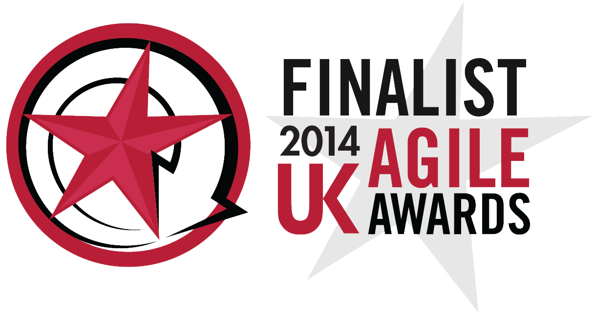 UK Agile Awards 2014 sees Dot Tudor of TCC shortlisted for Most Valuable Agile Player