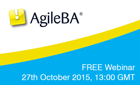 Free Webinar on The Vital Role of the Agile Business Analyst
